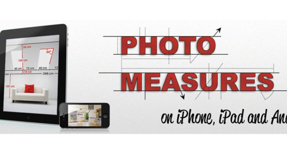 App Photo Measures para que no olvides nada en tus obras