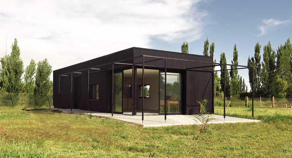 Casa PRO.CRE.AR 01, la vivienda evolutiva por FRAM arquitectos