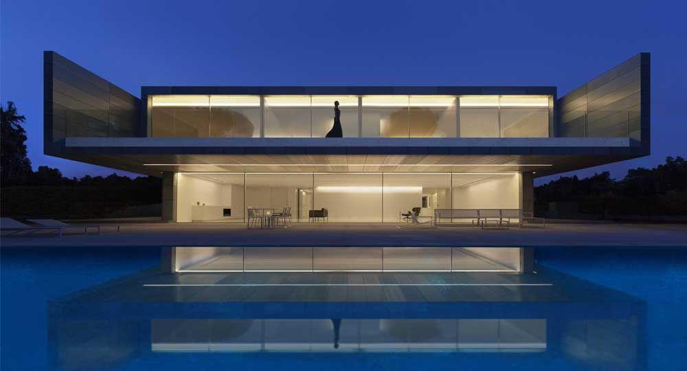 Casa de Aluminio en Madrid, por Fran Silvestre Arquitectos