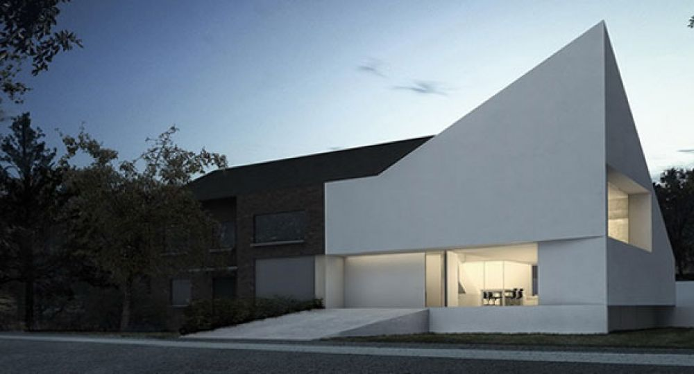 Casa en bruselas por fran silvestre arquitectos - Fran silvestre arquitectos ...