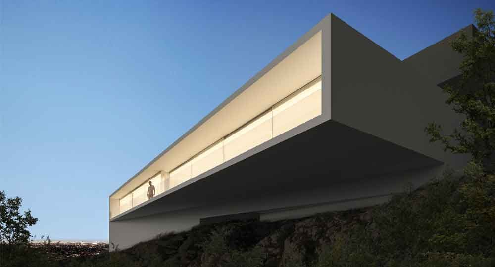 Casa en Hollywood Hills, por Fran Silvestre Arquitectos