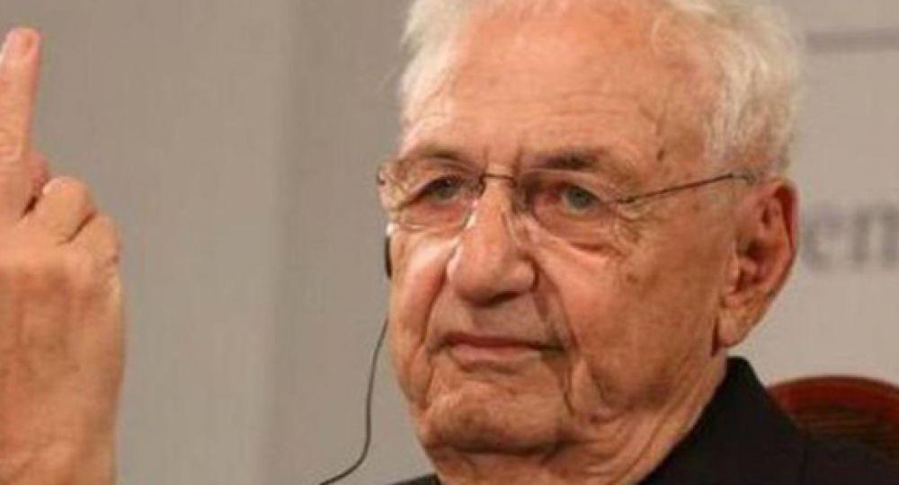 Frank Ghery, Principe de Asturias con peineta incluida