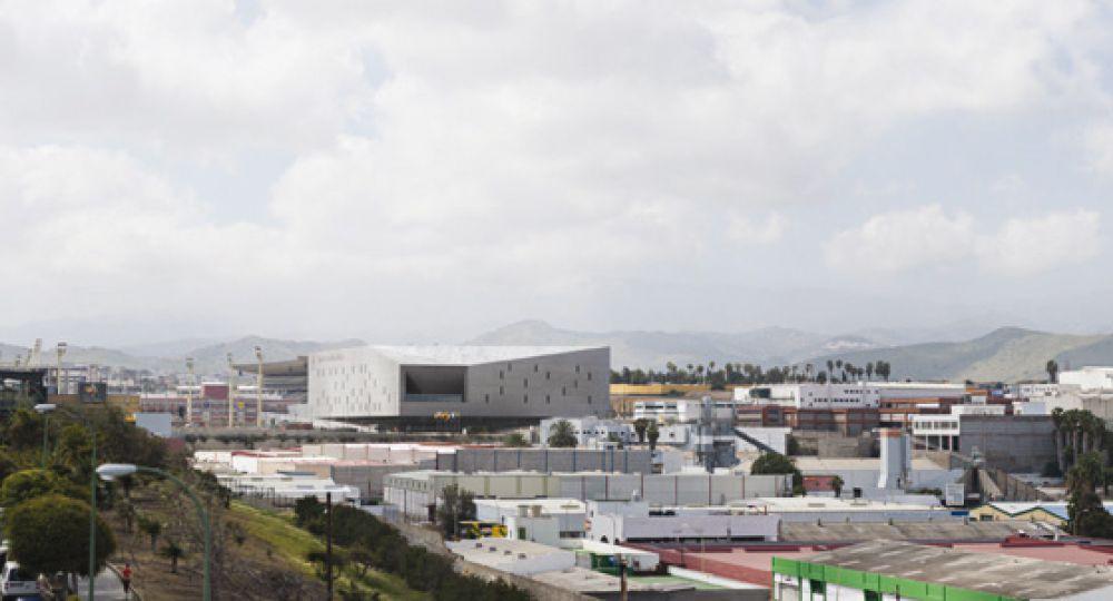 Gran Canaria Arena: Mundobasket 2014