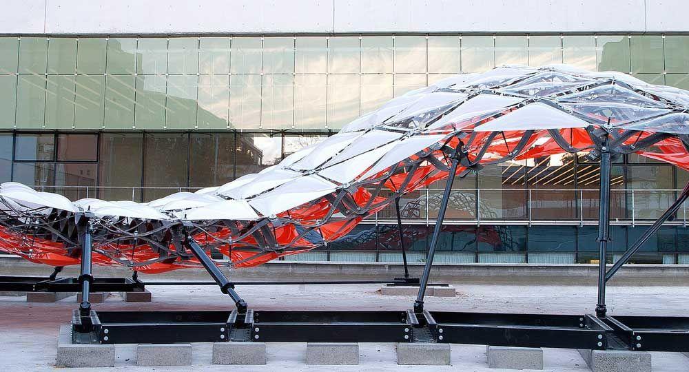 HperMembrane, edificios adaptables al clima