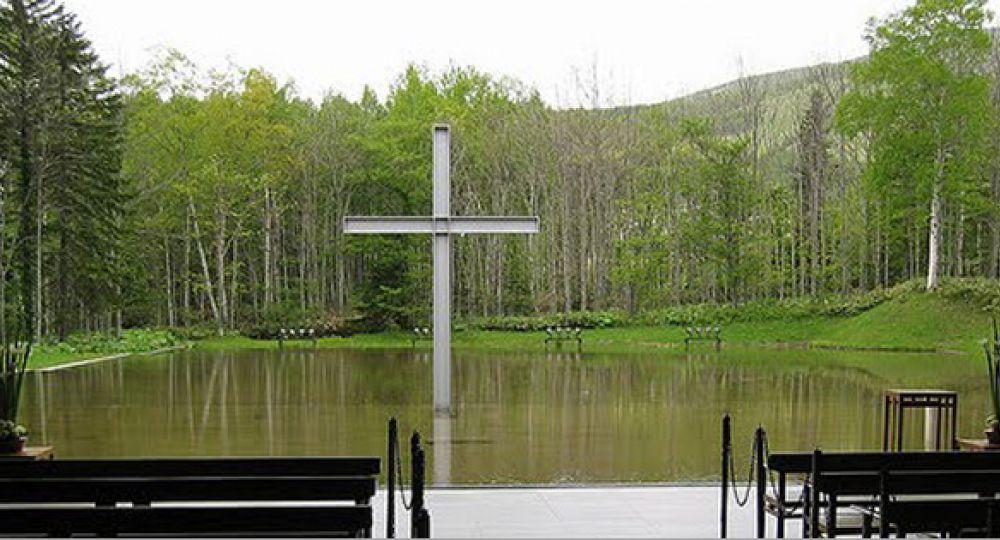 La Iglesia del Agua, Tadao Ando