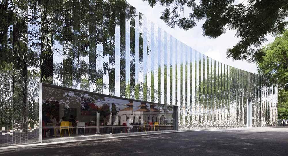 MAIIAM, Museo de Arte Contemporáneo de Chiang Mai, Tailandia. All(zone) arquitectos.
