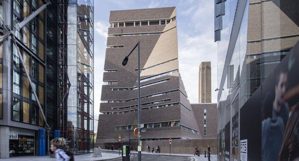 Switch House, la ampliación de la Tate Modern, Londres. Herzog & de Meuron