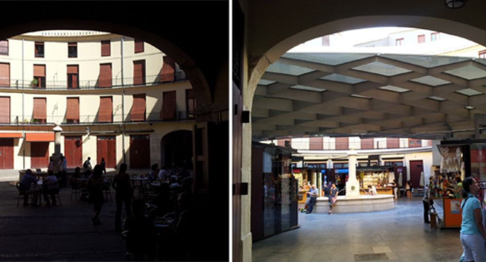 La Plaza Redonda en el siglo XXI