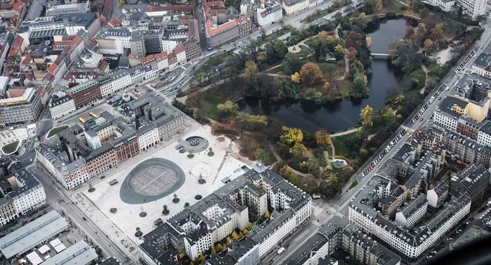 Israel Plads en Copenhagen, por Sweco Architects