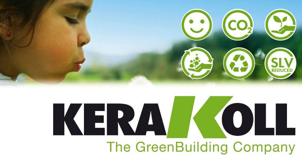 Kerakoll, la empresa líder mundial en las soluciones para el GreenBuilding