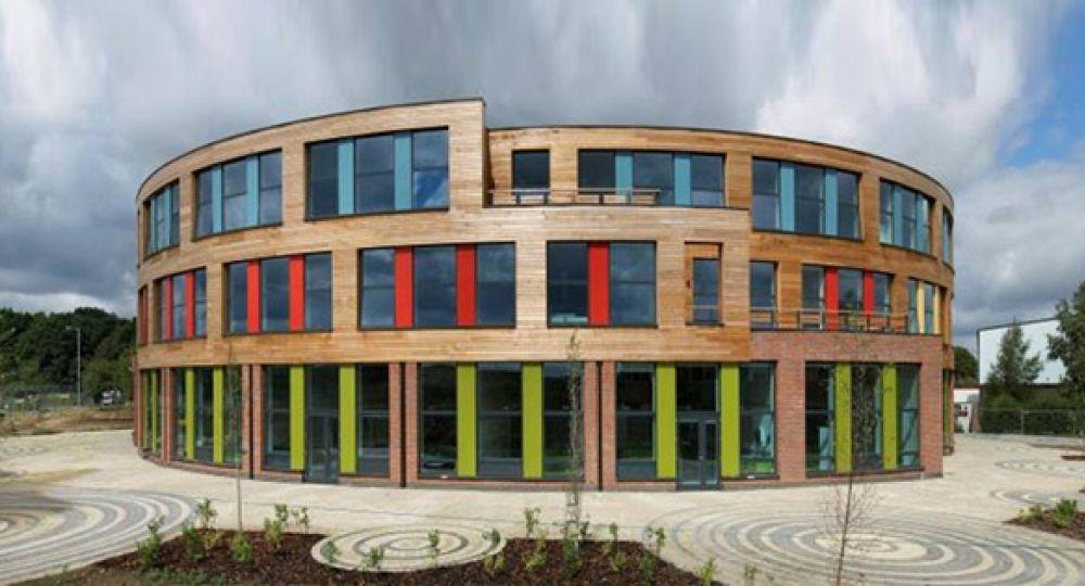 Construcción Ecoeficiente con madera