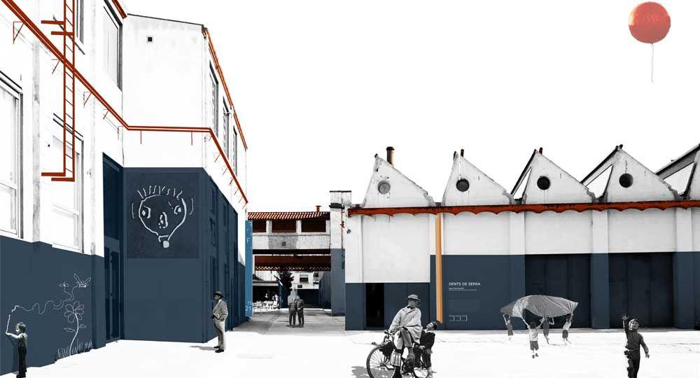 Rehabilitación del complejo cultural Roca Umbert, un proyecto de labaula