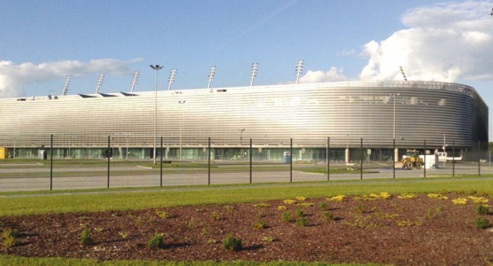 Estudio Lamela: Nuevo estadio de fútbol en Lublin, Polonia