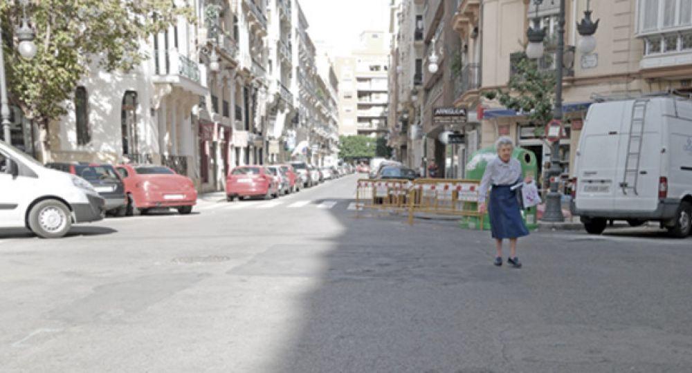 La PAM. Una Propuesta Alternativa de Mejora que reclama calles flexibles, activas y espacio público para las personas. Valencia.