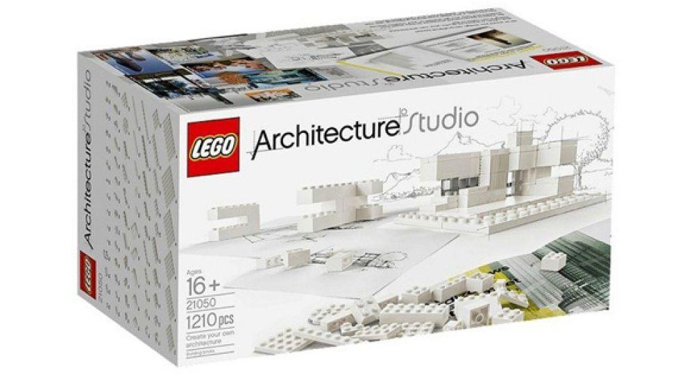 ¡Me lo pido! Lego architecture Studio.