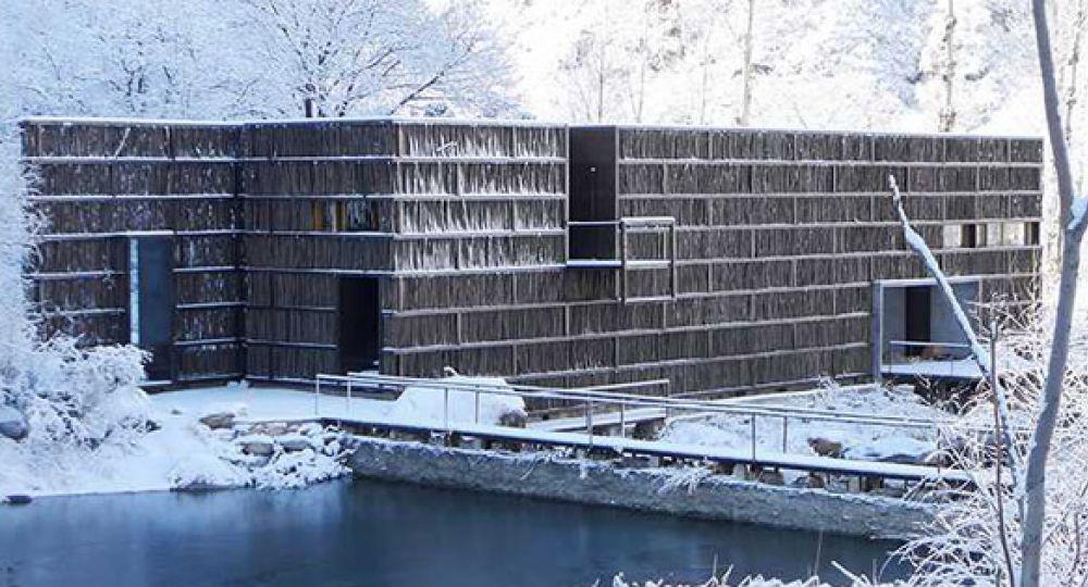 Libros en sintonía con la naturaleza, biblioteca Liyuan