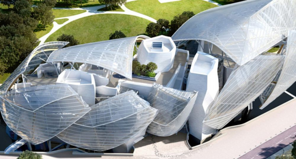 Louis Vuitton Frank Gehry