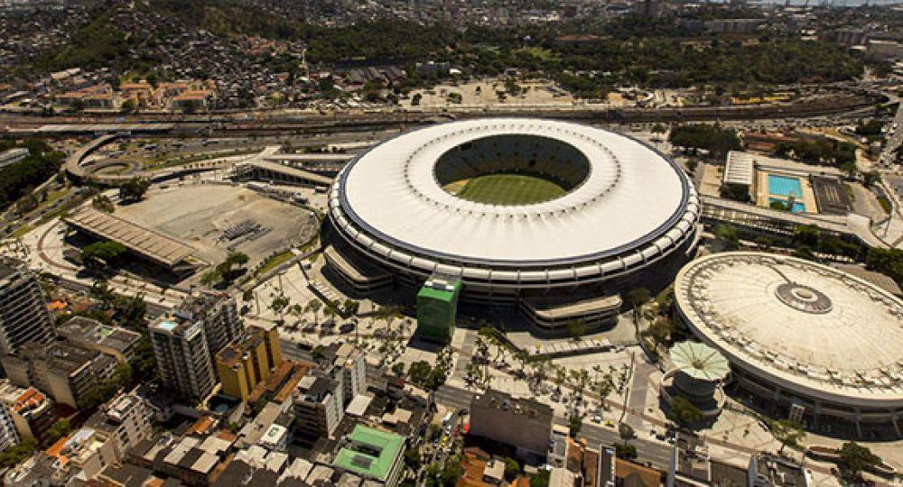 Alemania-Argentina, Final Mundial de Fútbol, estadio Maracaná