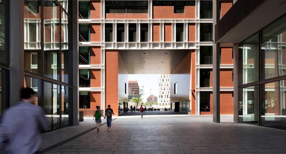 Nueva sede del Grupo RBA Editores, MBM Arquitectes