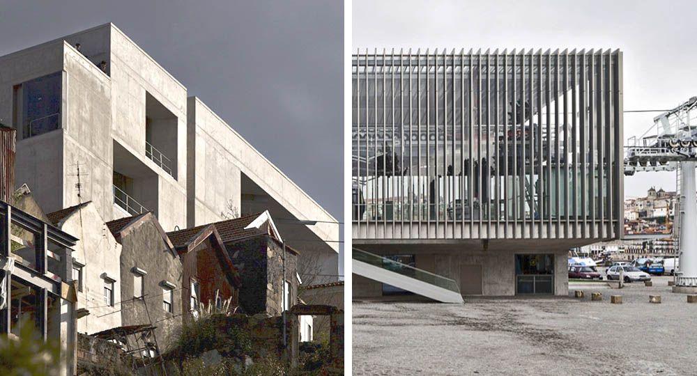 "Una sola obra ""en dos actos"": Teleférico de Gaia en Oporto, de Menos é Mais Arquitectos"