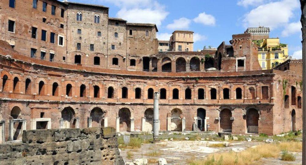 Roma: Los Mercados de Trajano