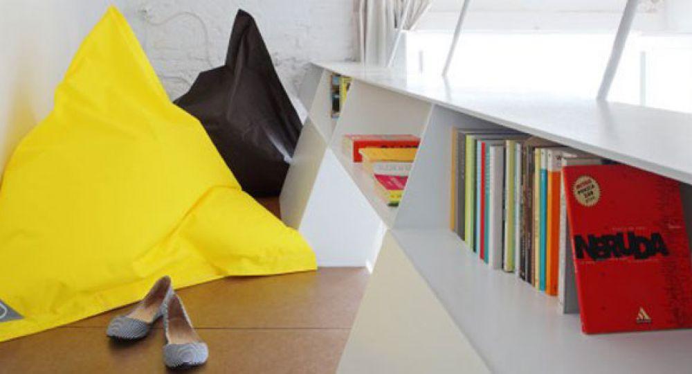 Piso Salva46, un micro-apartamento compartido. Miel Arquitectos