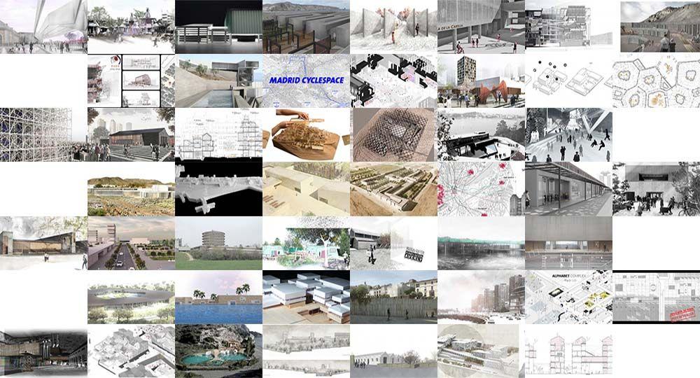 50 seleccionados concurso arquitecturayempresa