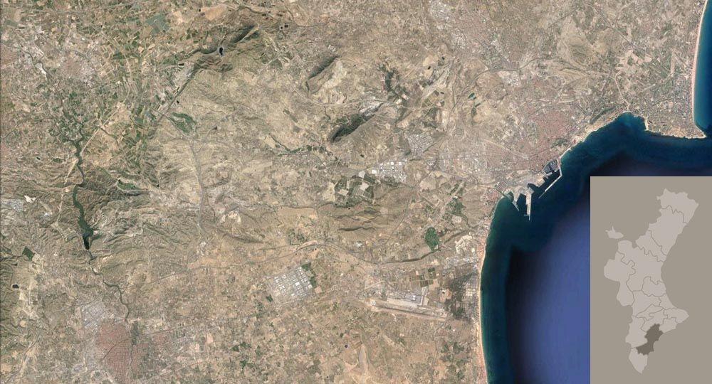 Concurso del Plan de Movilidad Supramunicipal: Elche-Alicante