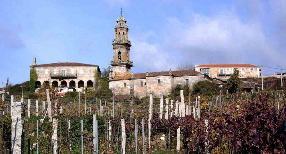 """Premio """"Gran de Area """"2016  para  El Museo do viño de la rectoral de Santo André, en Ribadavia."""
