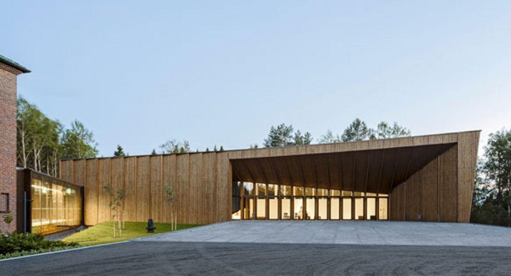 Nuevo Museo Serlachius Gösta Pavilion