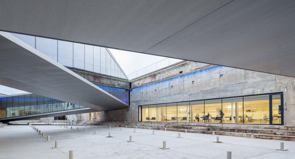 """""""Al Abordaje"""", un museo marítimo muy apetecible, BIG"""