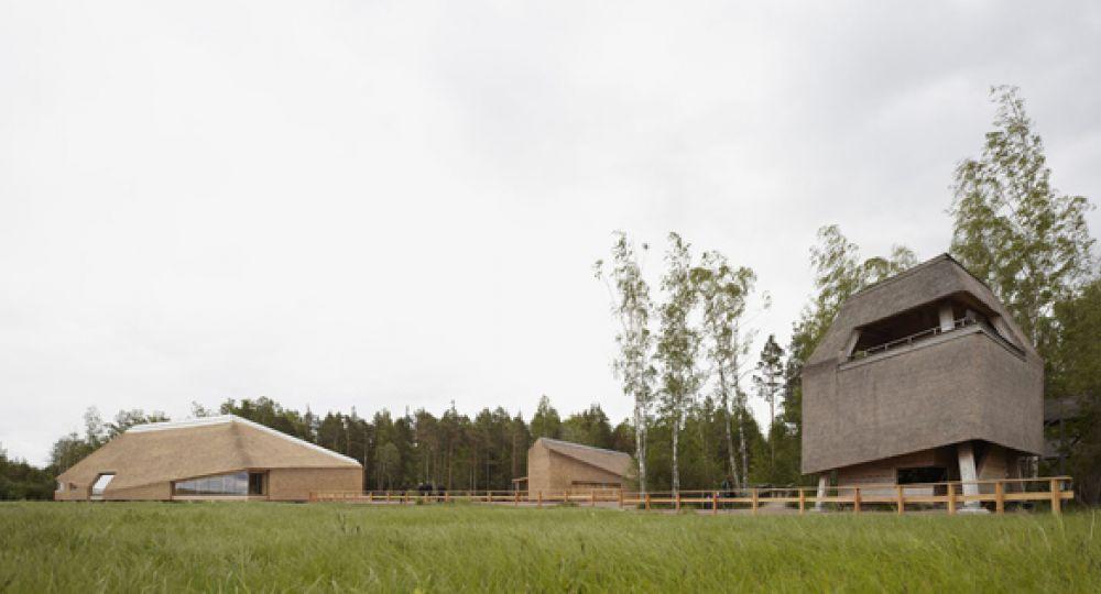 Visita al Lago Tåkern, Suecia