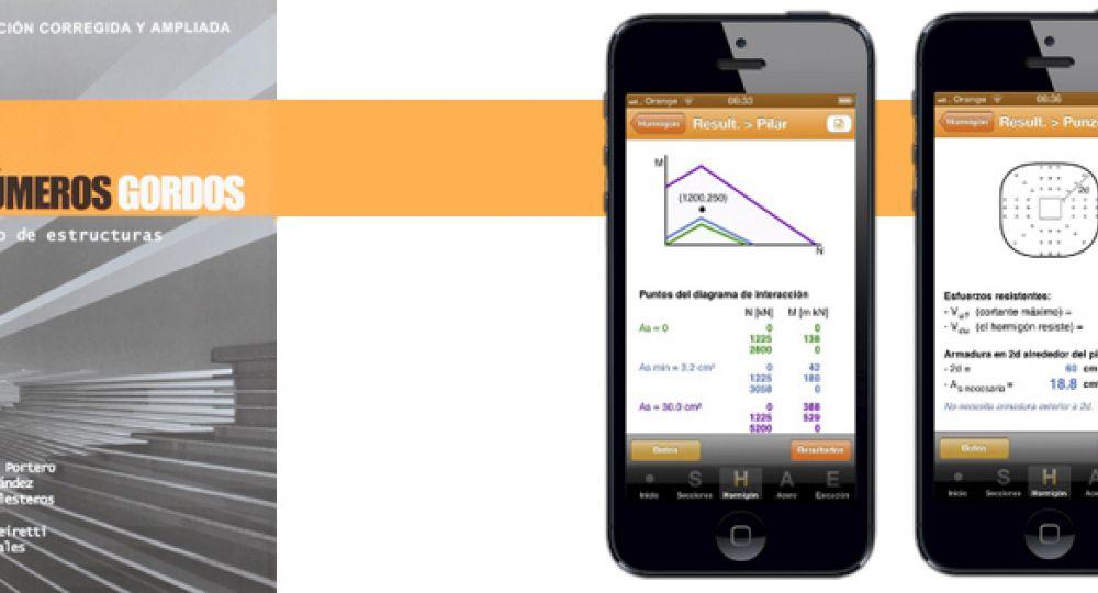 ¡Cálculo rápido de estructuras con tu móvil a mano!