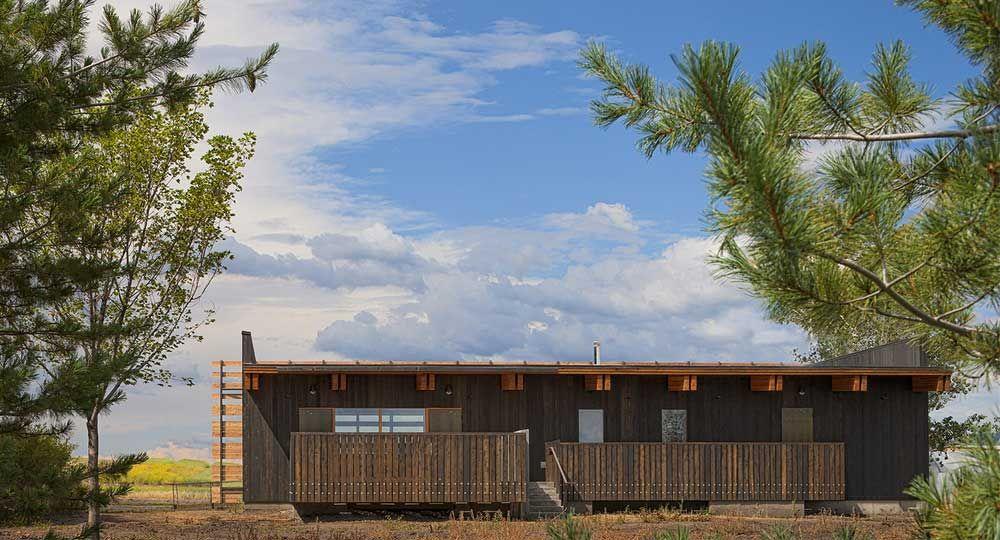 Edificio de Aulas Reveley, por Patano Studio Architecture