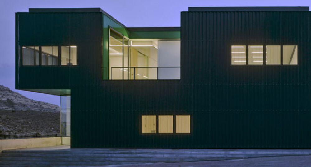 Sika y el Edificio de Oficinas y Laboratorios Paule Chemical