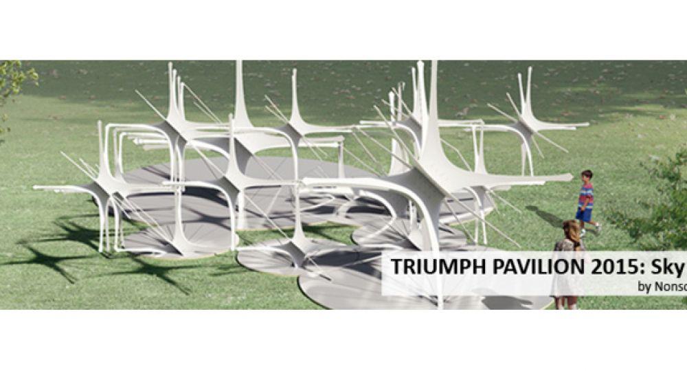 """Concurso de Diseño y arquitectura del Triumph Pavilion 2016: """"Energy Pavilion"""""""
