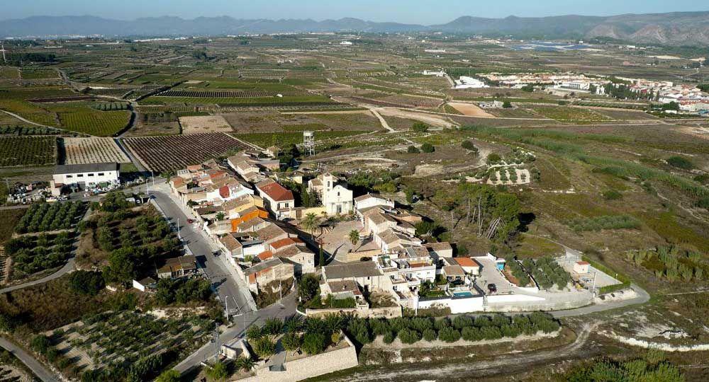 Planes para la agricultura valenciana