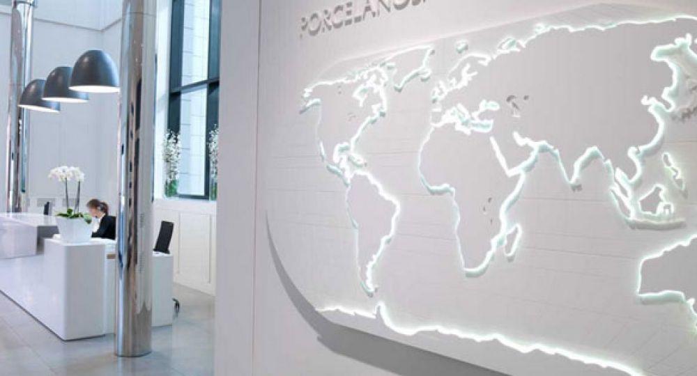 Las propuestas de PORCELANOSA Grupo en la Feria Biennale Interieur 2014