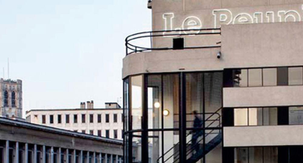 """Le Peuple"": Acercamiento al edificio con respeto"