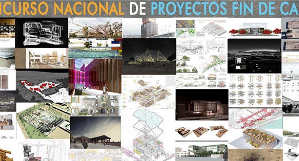 I CONCURSO NACIONAL DE PROYECTOS FIN DE CARRERA
