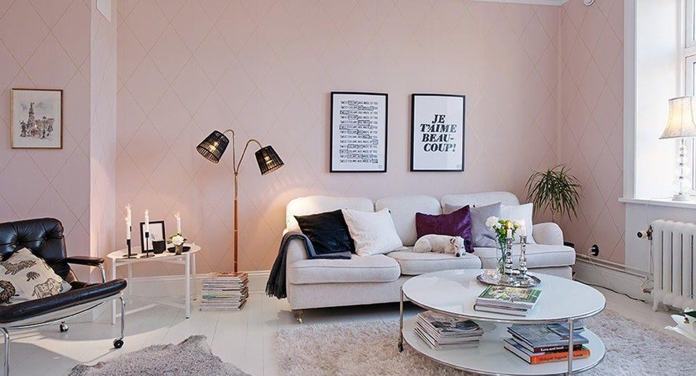 La vie en rose rosa cuarzo pantone 13 1520 arquitectura for Sofa estilo romantico