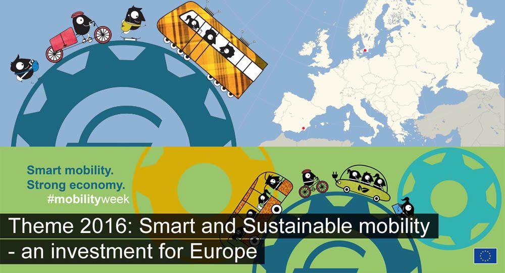 Murcia y Malmö: Premios de la Semana Europea de la Movilidad
