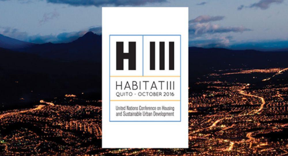 Vivienda y Desarrollo Urbano Sostenible. Habitat III y el Encuentro Mundial de Urbanismo.
