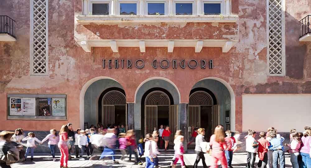 Rehabilitación del Teatro Góngora, por Rafael de La-Hoz Arquitectura