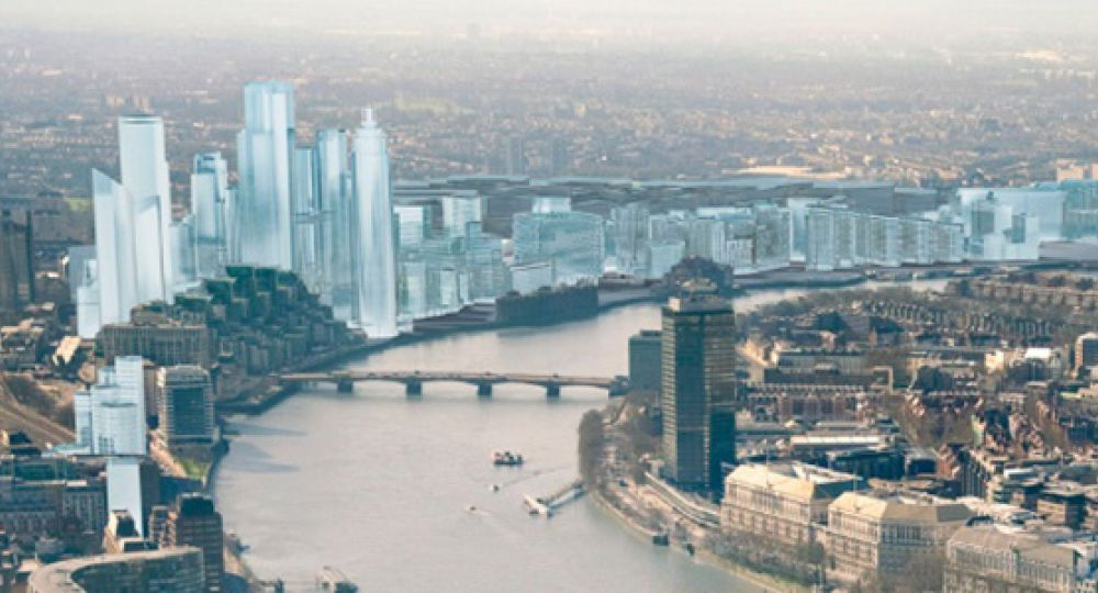 230 nuevos rascacielos en Londres