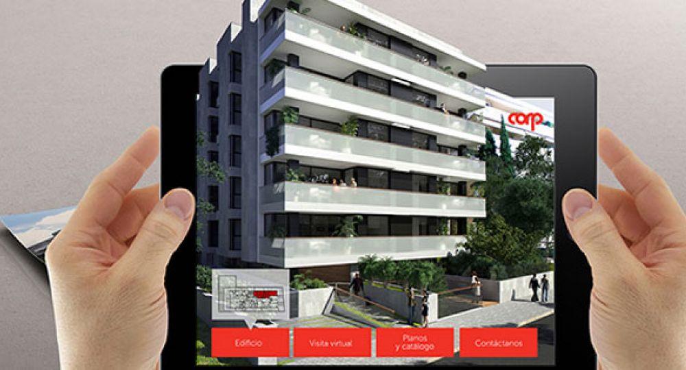 Realidad aumentada para Arquitectura e Industria
