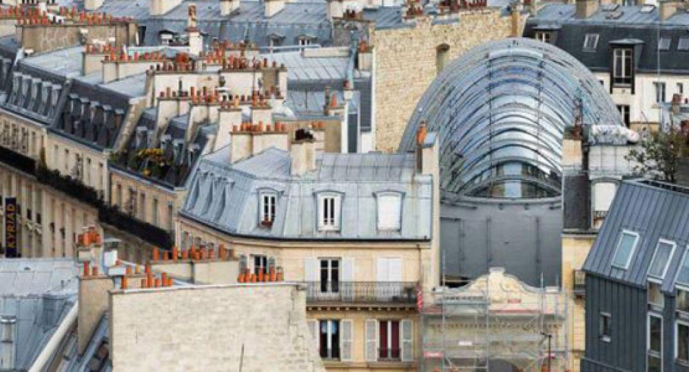 """Un """"armadillo"""" en París"""