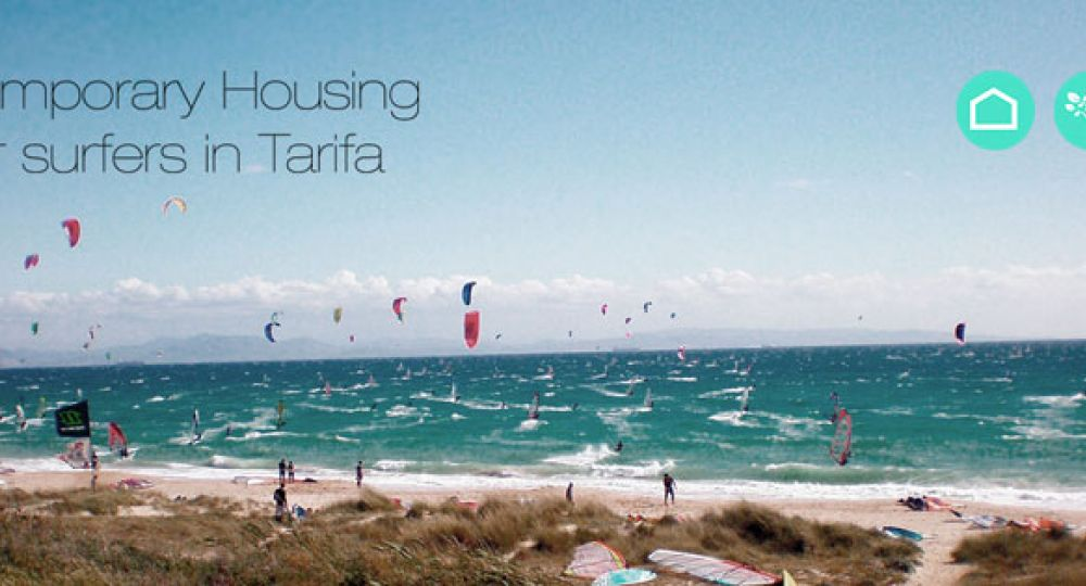Temporary Housing for Surfers in Tarifa