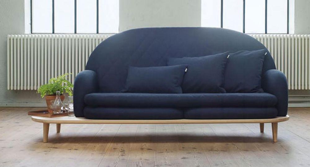 Rise, el sofá flotante