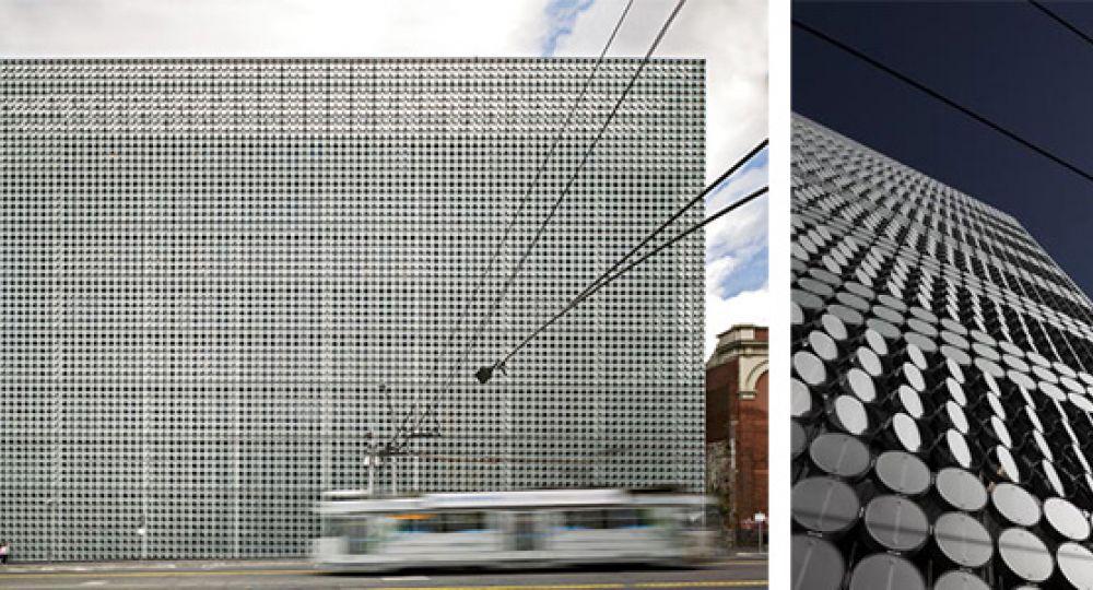 Fachadas dinámicas: Nuevo edificio del RMIT